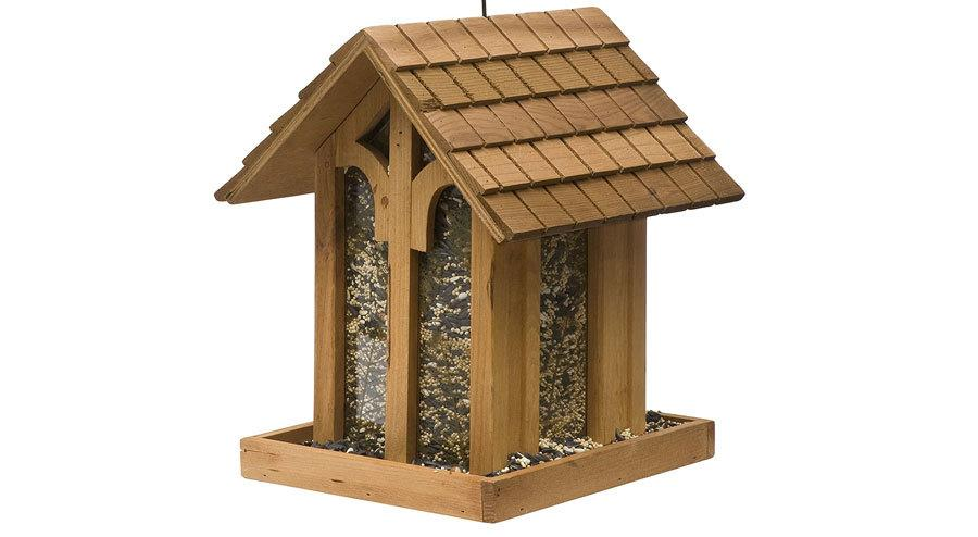 Perky-Pet Mountain Chapel Bird Feeder