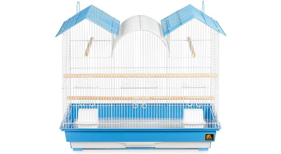 Prevue Hendryx Triple-Roof Bird Cage