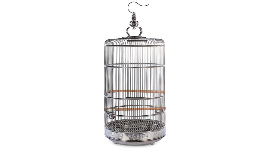 Prevue Pet Products Stainless Steel Bird Cage
